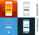 mobile wireframe ui kit. join...