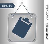 symbol clipboard | Shutterstock .eps vector #396449518