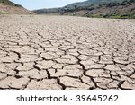 Riverbed Without Water For...
