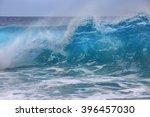 beautiful semitransparent...   Shutterstock . vector #396457030