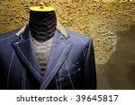 Tailors Mannequin A Work In...