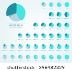 infographic vector 3d pie chart ...