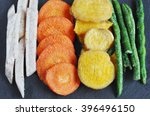 Healthy Vegetable Chips  Dried  ...