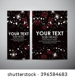 brochure business design... | Shutterstock .eps vector #396584683
