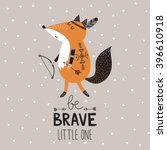 be brave little one poster for...