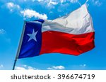 Lone Star Flag Of The State Of...
