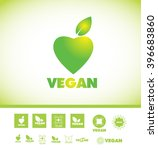 vector company logo icon... | Shutterstock .eps vector #396683860