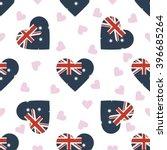 australia independence day...   Shutterstock .eps vector #396685264