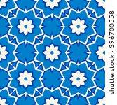 Moroccan Pattern. Geometric...