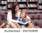 photo of mother and little... | Shutterstock . vector #396765898