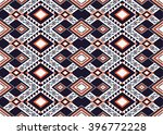 geometric ethnic oriental... | Shutterstock .eps vector #396772228