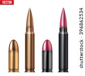 Rifle And Revolver Bullets ....