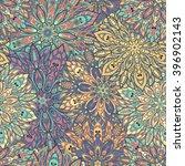 seamless mandala pattern for... | Shutterstock .eps vector #396902143
