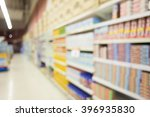 shopping in the supermarket ... | Shutterstock . vector #396935830
