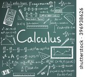 calculus law theory and... | Shutterstock .eps vector #396938626