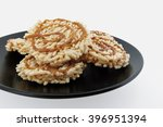 Rice Crackers Or Rice Biscuits...