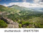 Western Sayan Mountains  Blue...