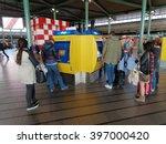 amsterdam  netherlands   march... | Shutterstock . vector #397000420