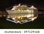 st. johns  antigua   january 16 ... | Shutterstock . vector #397129168