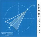Vector images illustrations and cliparts hexahedron a vector paper plane sign airplane shutterstock eps vector 397172998 malvernweather Choice Image