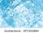 Blue Clear Fresh Water...