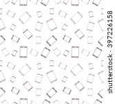 vector seamless pattern with... | Shutterstock .eps vector #397226158