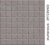 seamless vector paving pattern   Shutterstock .eps vector #397230403
