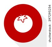 tomato icon | Shutterstock .eps vector #397295254