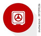 safe box icon | Shutterstock .eps vector #397299136