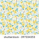 Beautiful Pattern In Small...