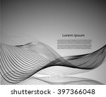 abstract background with text... | Shutterstock .eps vector #397366048