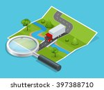 logistics network. delivery...   Shutterstock .eps vector #397388710