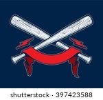 baseball club | Shutterstock .eps vector #397423588