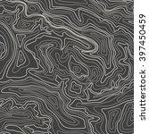 topographic map  vector... | Shutterstock .eps vector #397450459