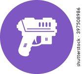 gun | Shutterstock .eps vector #397508986