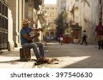havana  cuba october 24 unkown... | Shutterstock . vector #397540630