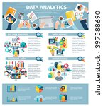 big data mining analysis... | Shutterstock .eps vector #397588690