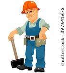 vector illustration of a... | Shutterstock .eps vector #397641673