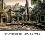 design element. abandoned... | Shutterstock . vector #397667968