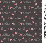 seamless vector pattern with...   Shutterstock .eps vector #397698913