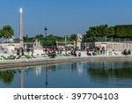 paris  france   april 23  2015  ... | Shutterstock . vector #397704103
