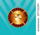 casino game icon design  | Shutterstock .eps vector #397731394