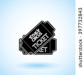 circus entertainment design  | Shutterstock .eps vector #397732843
