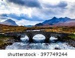 Sligachan Bridge  Isle Of Skye...