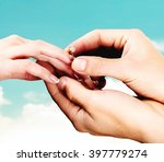 hand.   Shutterstock . vector #397779274