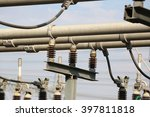 gas insulated switchgear and... | Shutterstock . vector #397811818