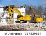 Demolition Cranes Dismantling ...