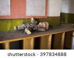 ukraine. chernobyl exclusion...   Shutterstock . vector #397834888