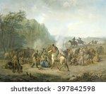Cossack Bivouac  1813  Louis...