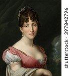 Hortense De Beauharnais  Queen...